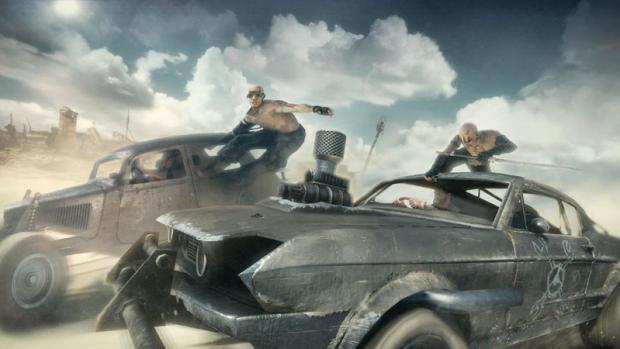 Интерактивный трейлер Mad Max— выберите свой путь разрушения