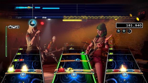 Композиции группы Van Halen впервые появятся в серии Rock Band