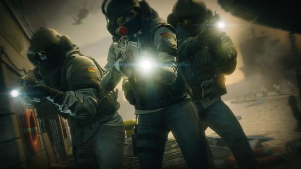 Релиз Rainbow Six Siege отложен до декабря