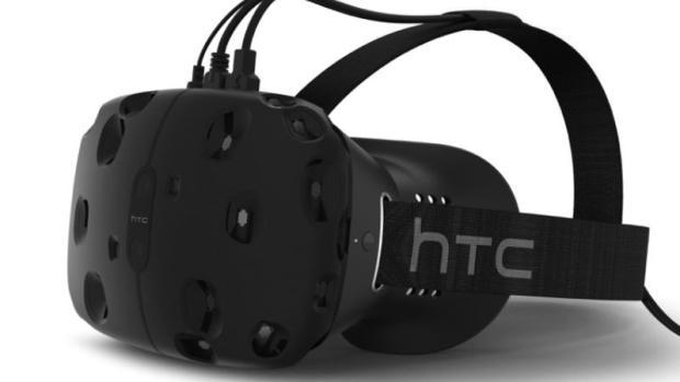 VR-устройство Vive от Valve будет доступно в 2016 году