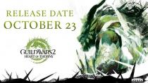 Объявлена дата выхода дополнения Heart of Thorns для Guild Wars 2
