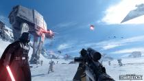 В октябре стартует бета Star Wars: Battlefront