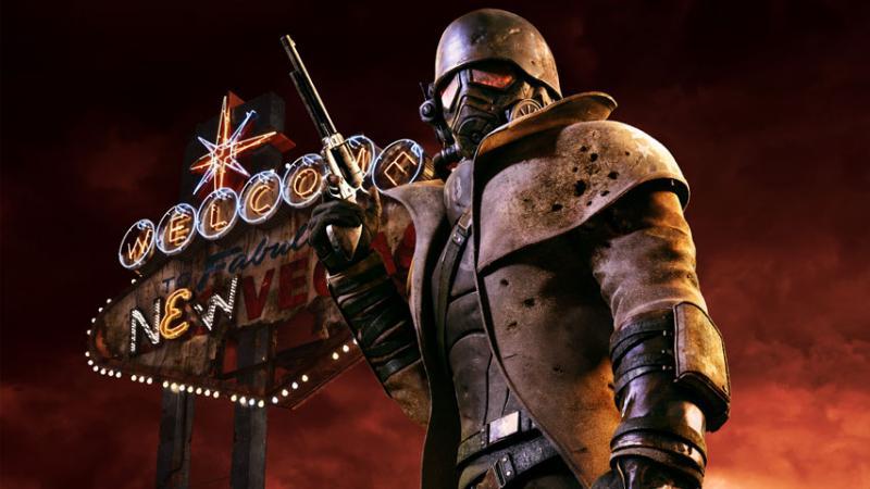 Fallout new vegas сексобот
