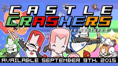 Через 2 дня на Xbox One выйдет Castle Crashers Remastered