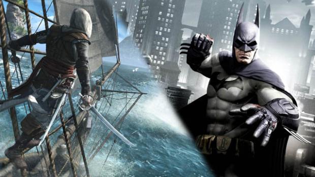 EA хочет собственный франчайз на манер Assassin's Creed Batman Arkham или Grand Theft Auto