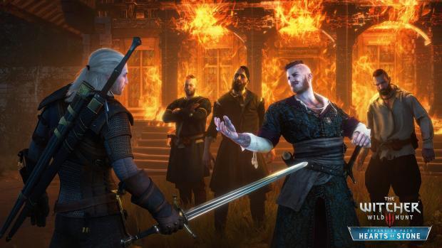 Сегодня выходит патч версии 1.11 для The Witcher 3