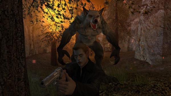 Werewolf movie screenshots