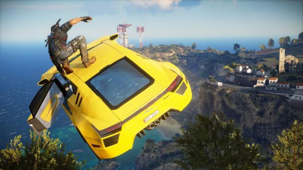 Just Cause 3 работает в разрешении 1080p на PS4 и 900p на Xbox One