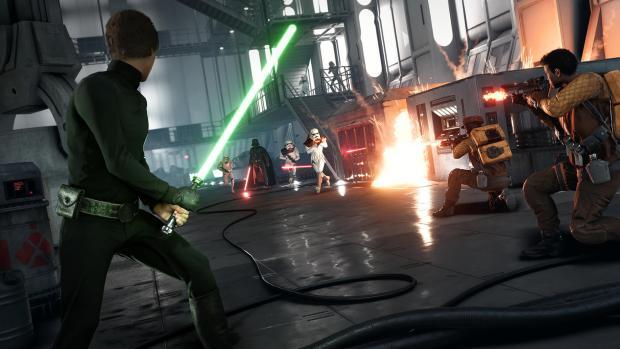 В новом ролике Star Wars: Battlefront объясняется роль героев и злодеев