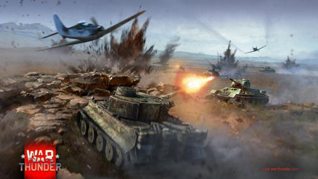 War Thunder войдет в бандл с Alienware Steam Machine на старте