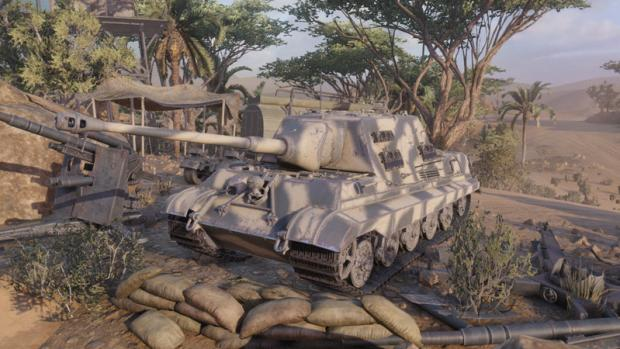 Скоро стартует бета-тестирование World of Tanks на PlayStation 4