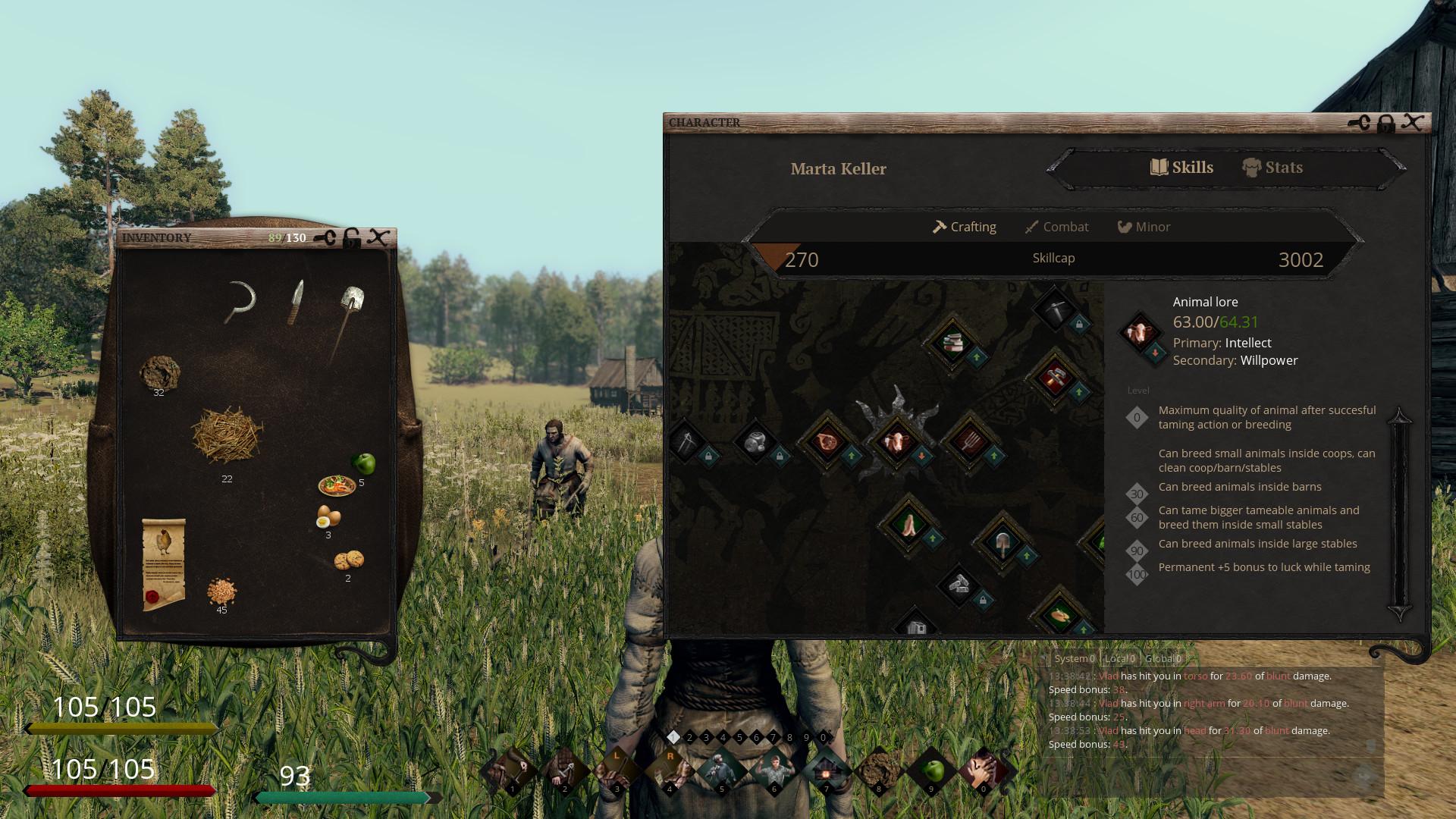 Life is feudal mmo таблица умений скачать онлайн игру бесплатно варфейс
