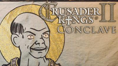 Paradox объявила дату релиза дополнения Crusader Kings 2: Conclave