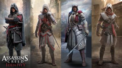 Для iOS анонсирована Assassin's Creed Identity