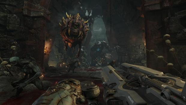 На прохождение кампании Doom уйдет около 13 часов