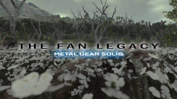 Дэвид Хейтер присоединился к фанатскому проекту The Fan Legacy: Metal Gear Solid