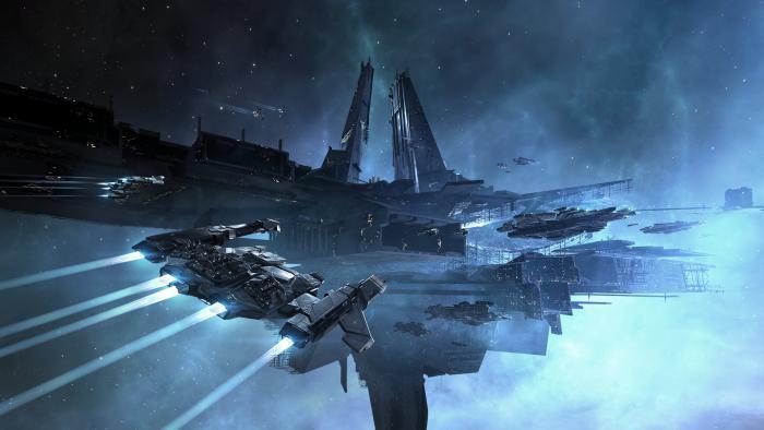 Дополнение EVE Online: Citadel выходит на следующей неделе
