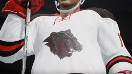 Официально анонсирована NHL 07