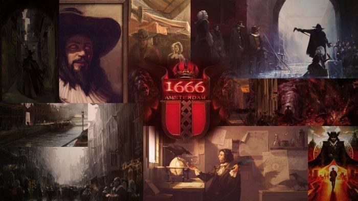 1666: Amsterdam действительно похожа на Assassin's Creed в геймплейном видео