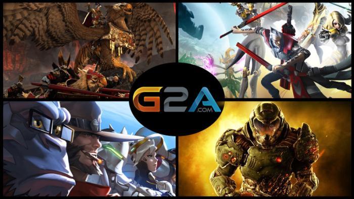 Магазин G2A начал акцию по предзаказам ожидаемых игр