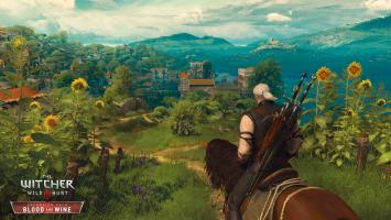"В Steam появилась дата релиза дополнения ""Кровь и вино"" для The Witcher 3"