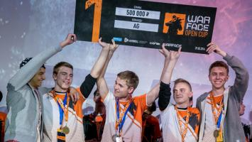 Определились чемпионы Warface Open Cup: Весна-2016