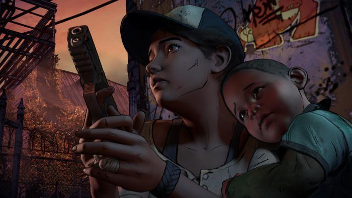Новые детали искриншоты The Walking Dead Season 3 отTelltale