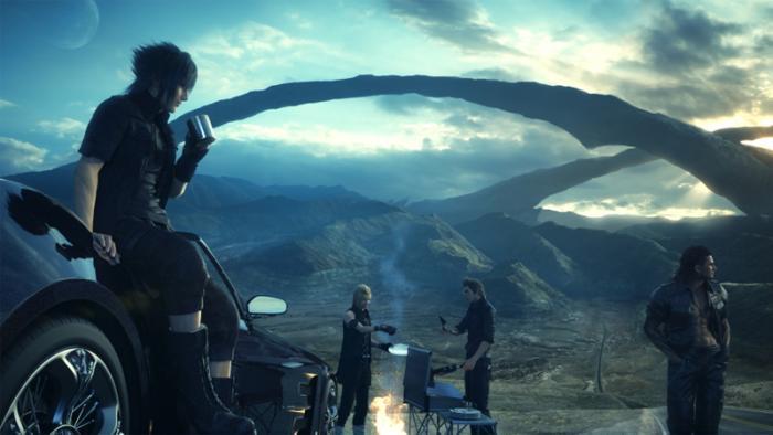 Final Fantasy XV— РазработкаPC версии может занять год