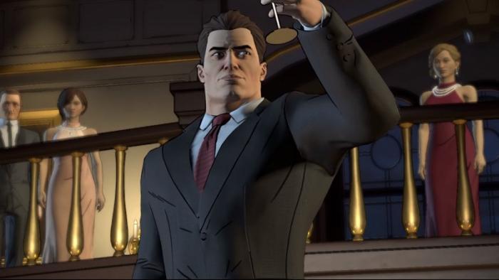 The Telltale Series выйдет вконце октября— Третий отрывок Batman