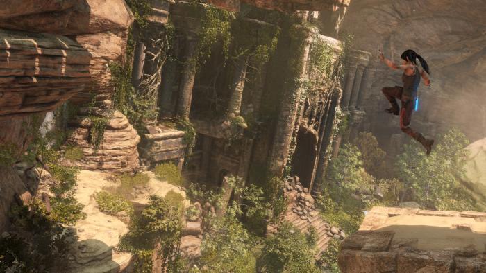Shadow ofthe Tomb Raider— название следующей игры про Лару Крофт