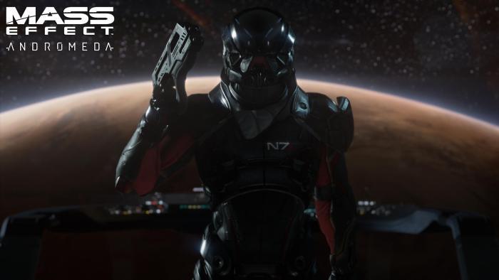 Новый трейлер Mass Effect: Andromeda
