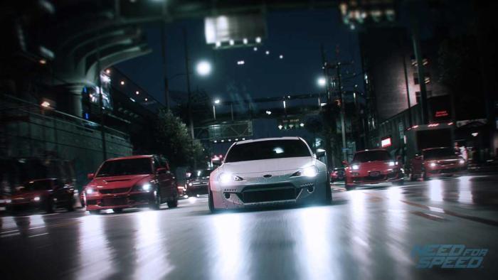 EAзарегистрировала торговую марку Need for Speed Arena