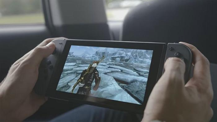 Британский ритейлер назвал цену нановый Nintendo Switch