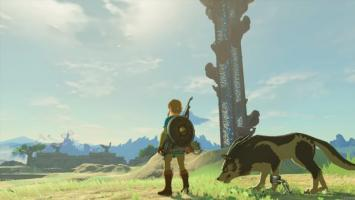 Геймплей The Legend of Zelda: Breath of the Wild с церемонии The Game Awards