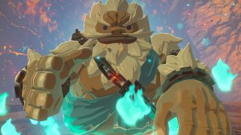 20 минут геймплея The Legend of Zelda: Breath of the Wild на Nintendo Switch