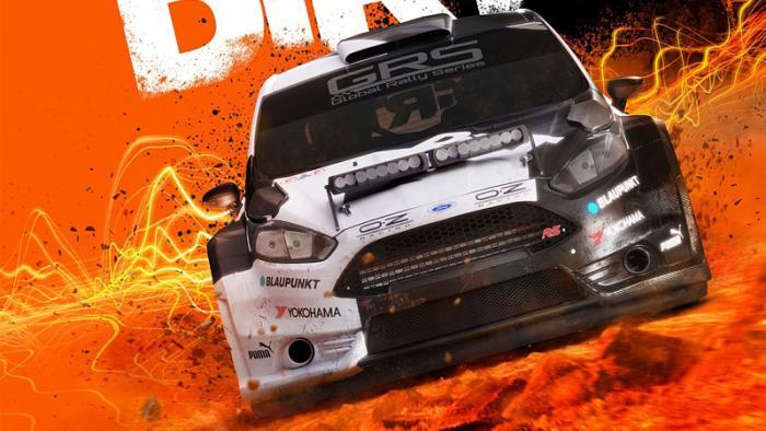 Студия Codemasters анонсировала игру DiRT 4