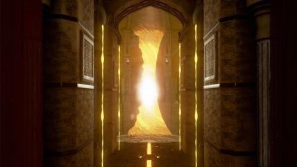 Насладитесь сценой из Prince of Persia: Warrior Within на движке Unreal Engine 0