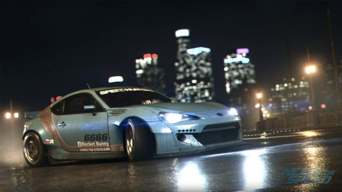 EAснова перезапустит серию Need for Speed