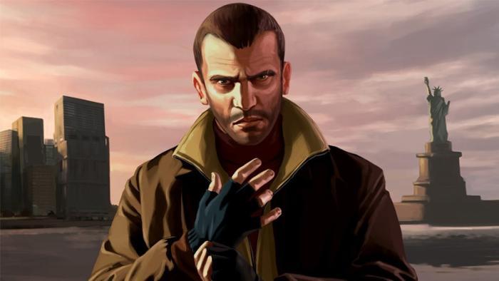 Grand Theft AutoIV совсеми DLC доступна наXbox One