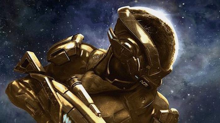 "Mass Effect: Andromeda ушла ""на золото"""