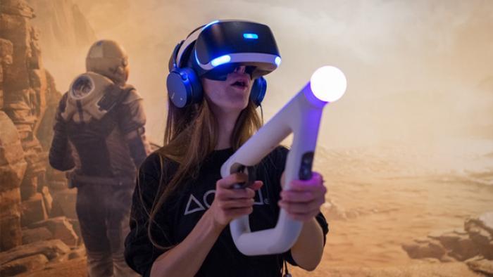 Сони продала практически млн. шлемов PS VR