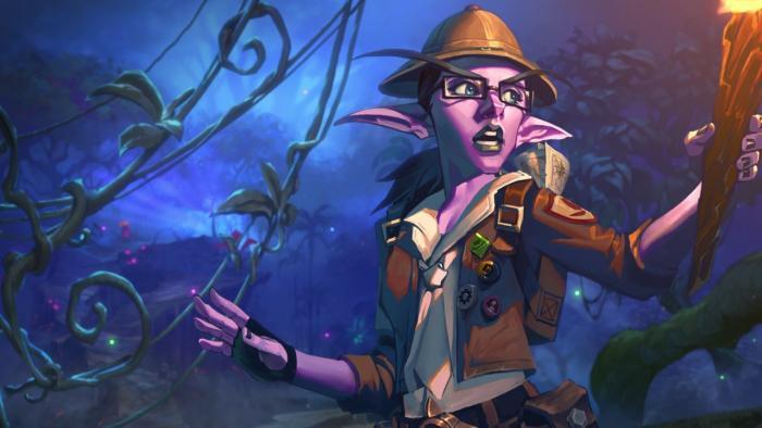 Новое дополнение для Hearthstone отправит игроков в'Экспедицию в Ун'Горо