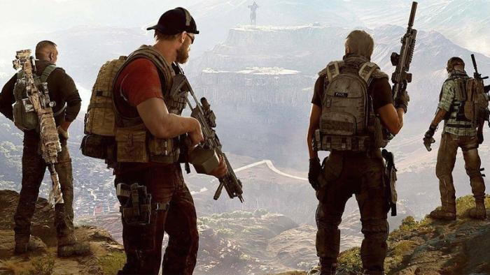 «Бета» Ghost Recon: Wildlands побила рекорд The Division