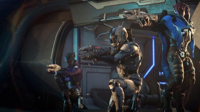 На момент релиза в мультиплеере Mass Effect: Andromeda будет пять карт