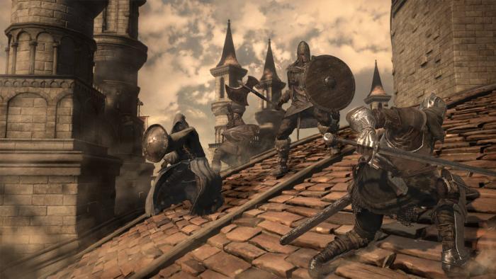 Скоро в Dark Souls 3 игроки смогут объединяться в команды