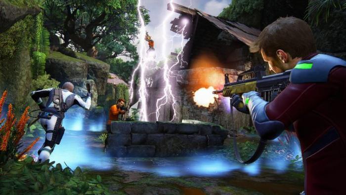 На этой неделе в Uncharted 4 появится новый мультиплеерный режим