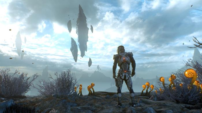 В Mass Effect: Andromeda нашлись неуклюжие анимации, проблемы с производительностью и баги