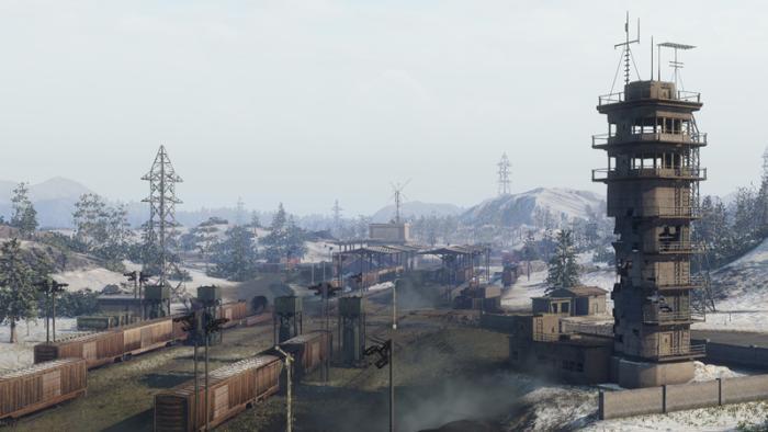 """В Armored Warfare появится новая карта для режима """"Столкновение"""""""