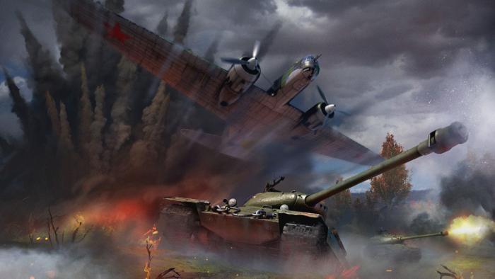 В War Thunder появился новый кооперативный режим