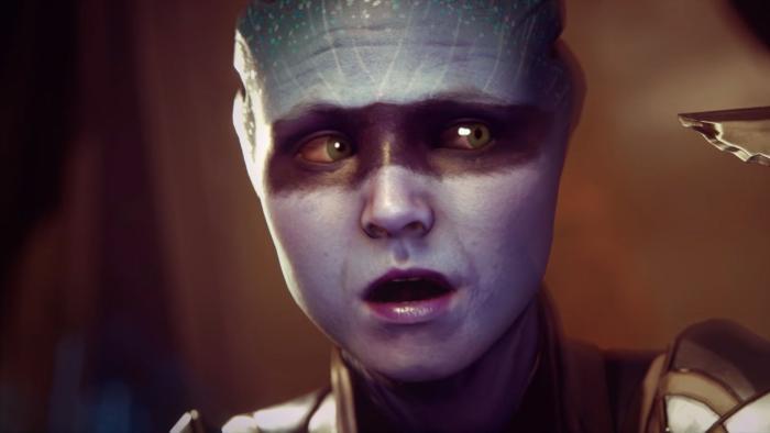 Для релизной версии Mass Effect: Andromeda не планируются улучшенные анимации